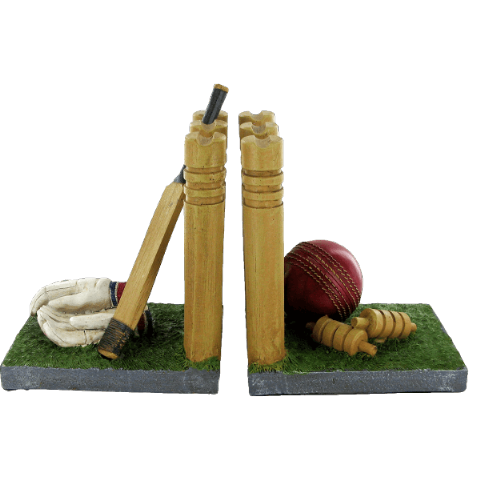 Cricket Shelf Tidy Book Ends